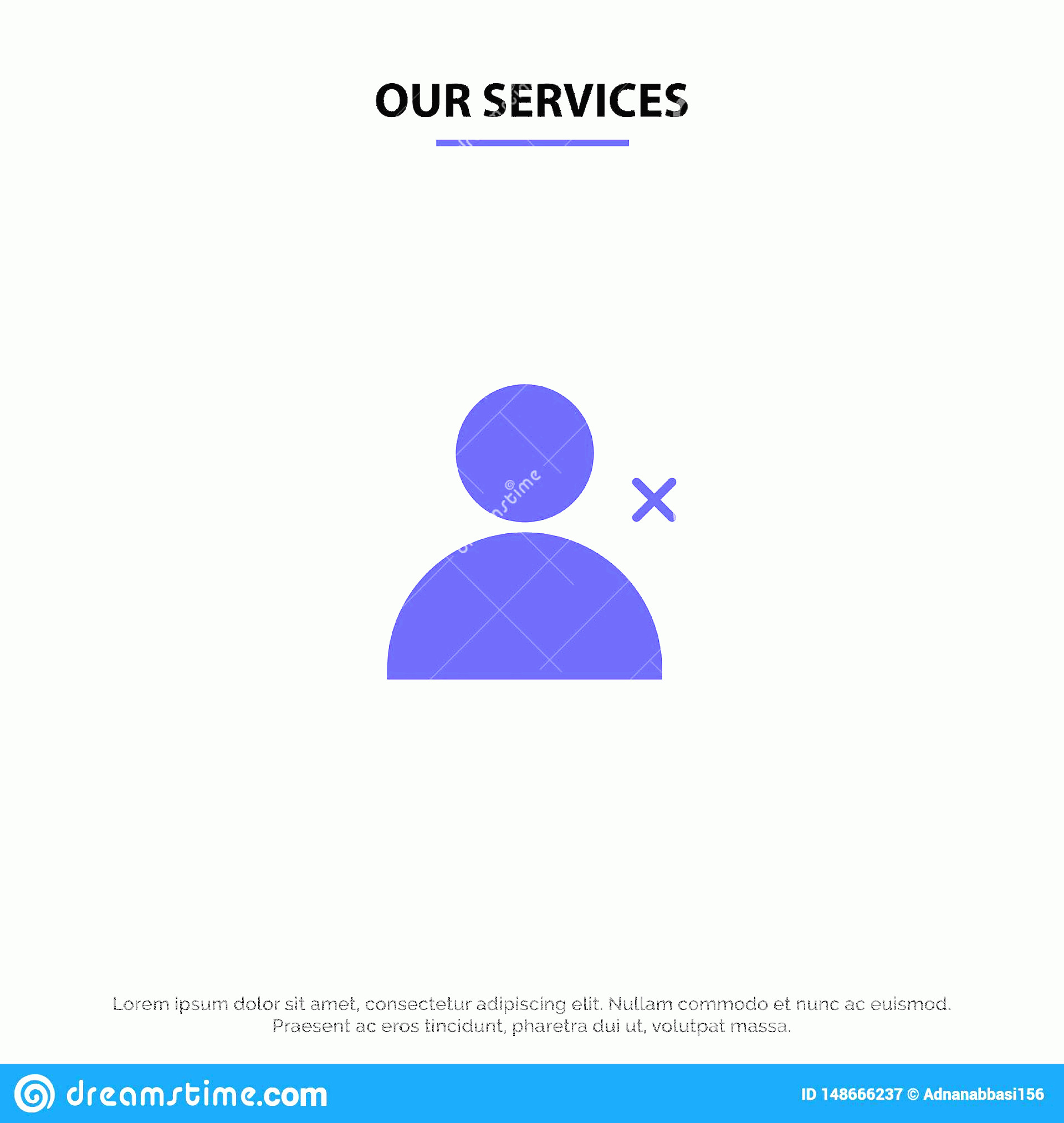 Discover Card Logo Vector: Our Services Discover People Twitter Sets Solid Glyph Icon Web Card Template Image