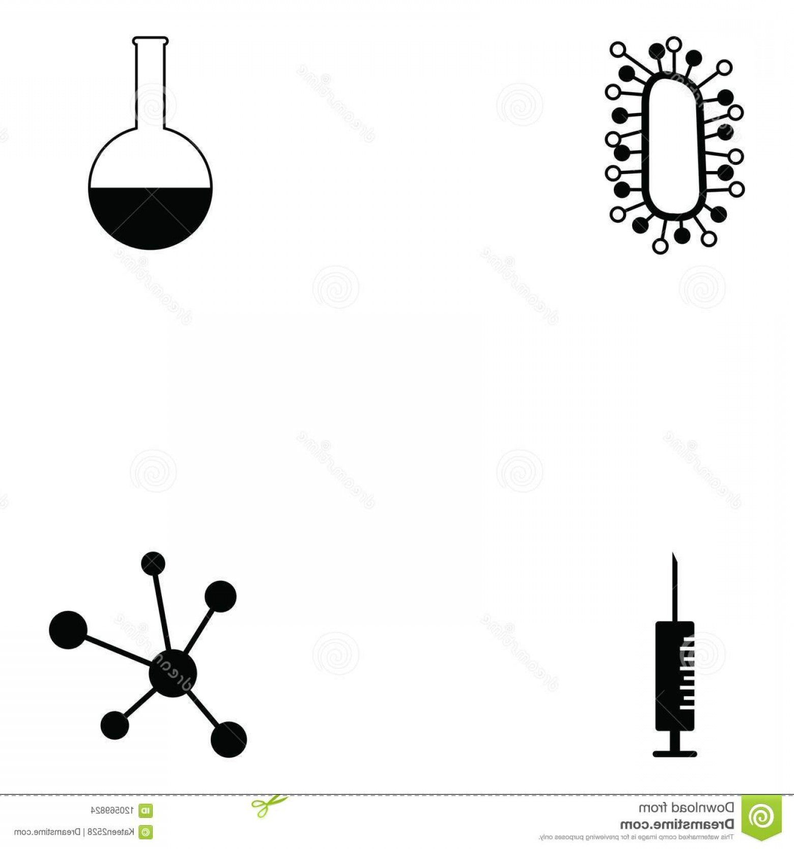 Vector Pathogen: Pathogen Icon Set Pathogen Icon Set Image