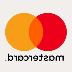 MasterCard Credit Card Logo Vector: Credit Card Companies Design Vector Illustration Most Popular Cards Isolated White Background Image