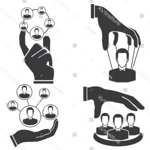 Vector Black And White Organization: Photostock Vector Set Of White Line Celebratory Vector Icons On Black Background Party And Events Organization Agence