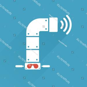 Periscope Logo Vector: Photostock Vector Periscope Military Submarine With Sea Water On A White Background Icon Military Submarine Symbol Of