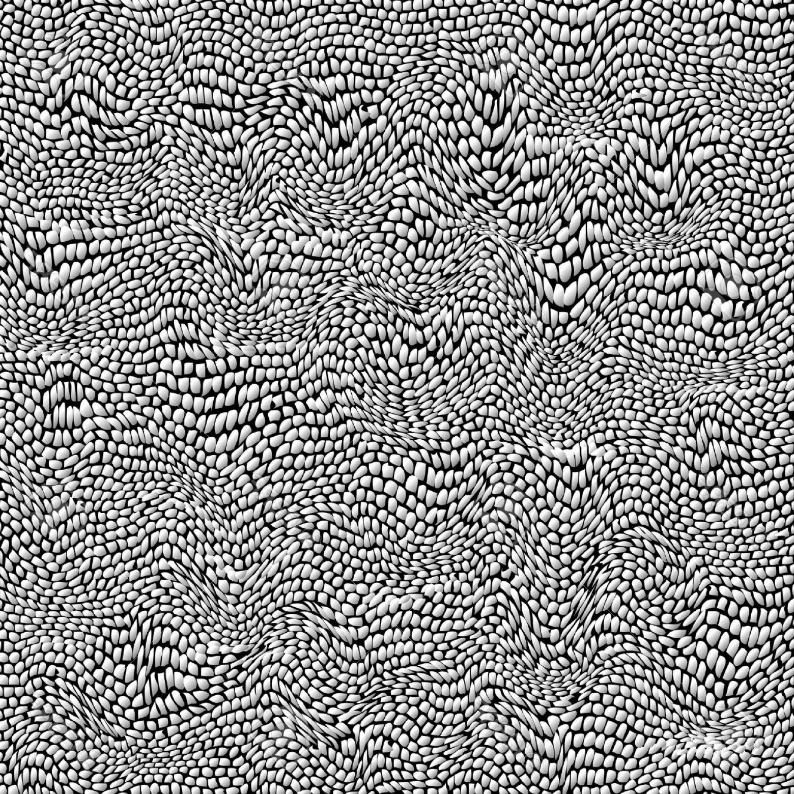 Alligator Skin Texture Vector: Photoabstract Grey Leather Texture Vector Background