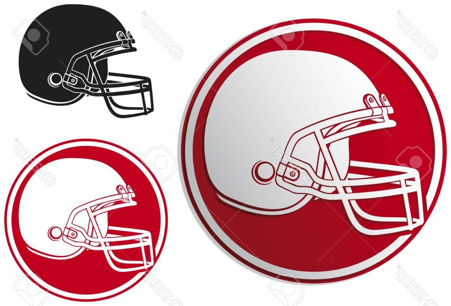 High Res Vector American Football: Photoamerican Football Helmet Icon Helmet Football Team Football Helmet Symbol American Football Helmet L