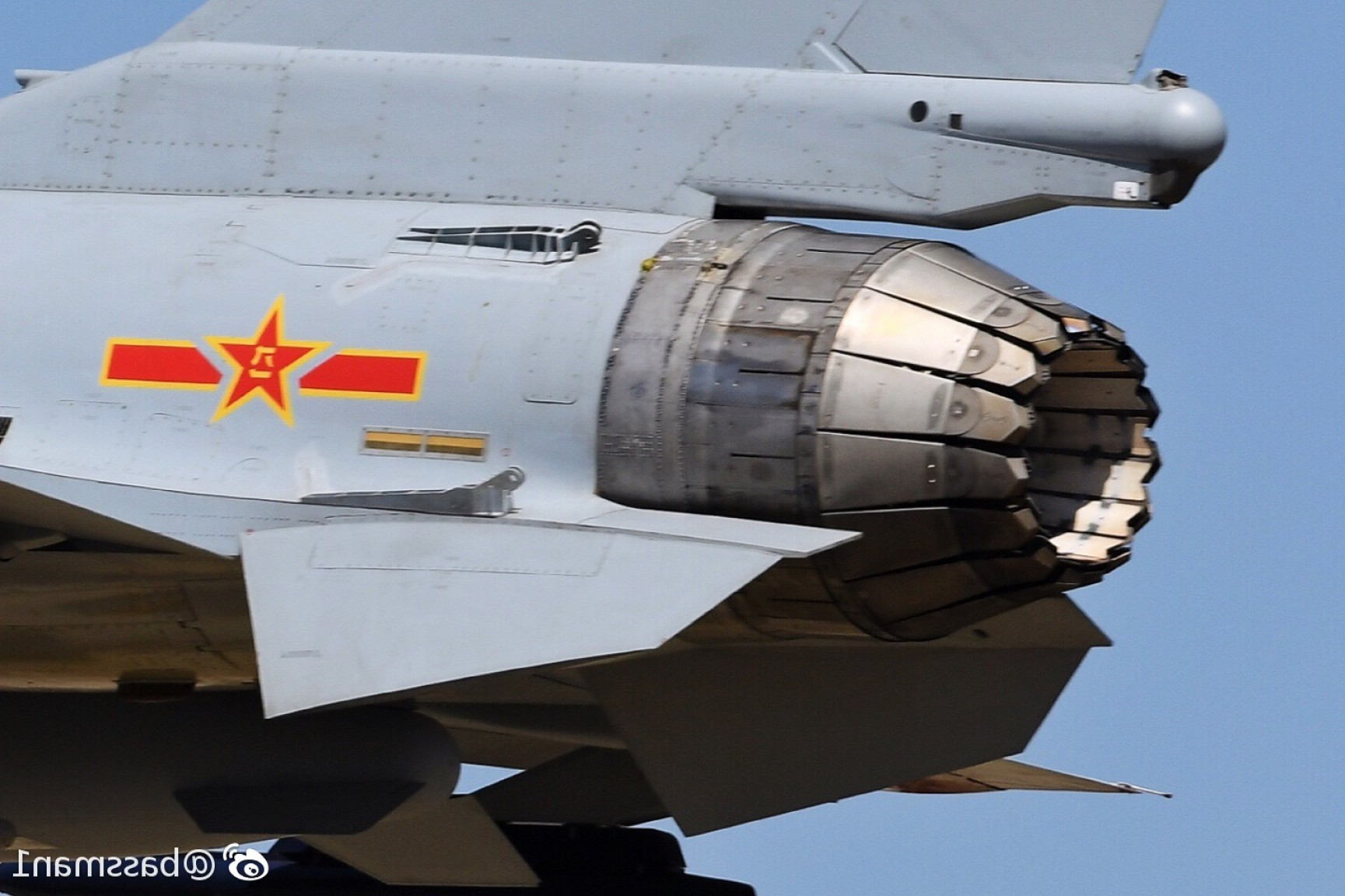 Thrust Vector Control: Photos Of Day J B Showing Off