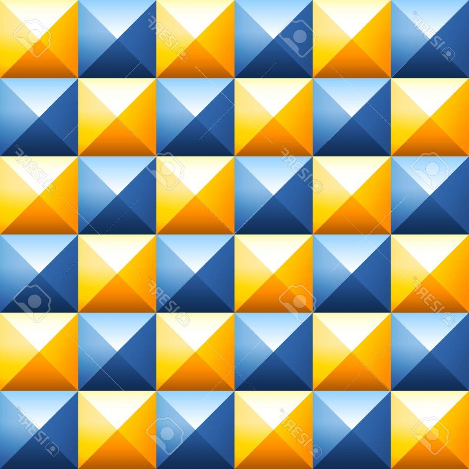 Pyramid Stud Vector: Photostock Vector Abstract Background Of Colorful Plastic Pyramids Studded Cubes Seamless Pattern Pointed Background P