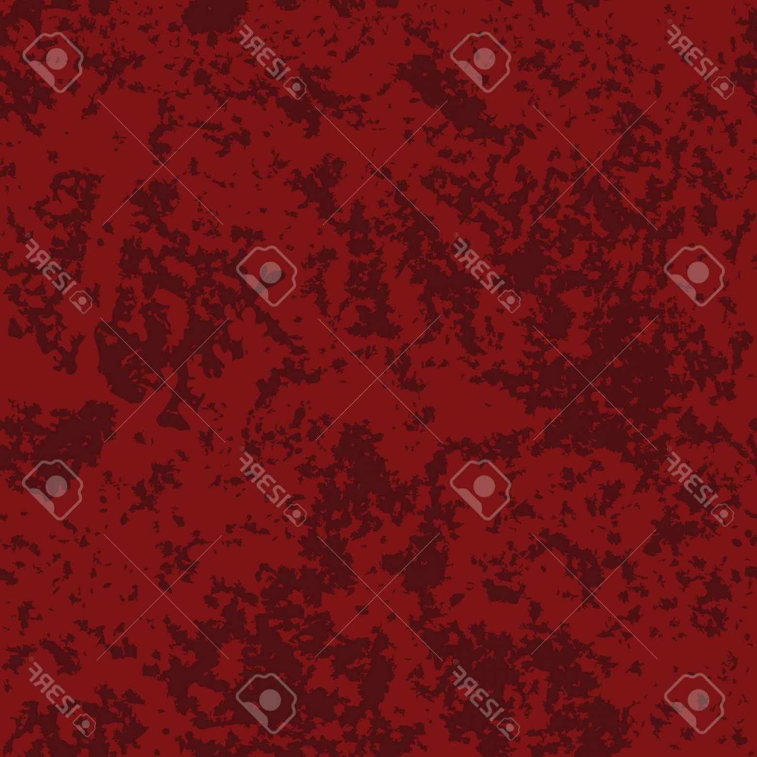 Distressed Red Background Vector: Photostock Vector Abstract Distressed Texture Grunge Background Vector Seamless Pattern In Red Colors