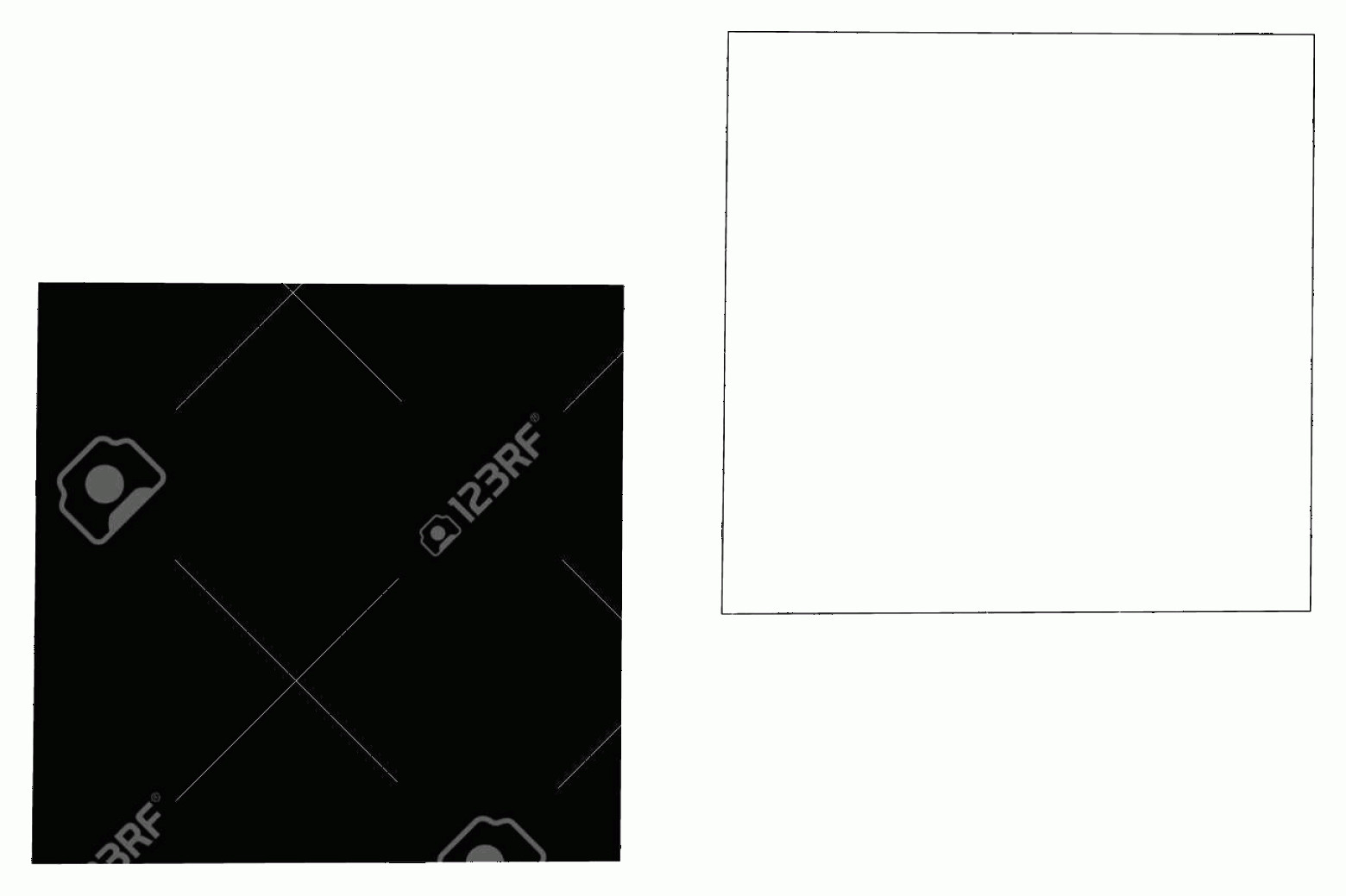 Armstrong Vector: Photostock Vector Armstrong County Texas Counties In Texas United States Of America Usa U S Us Map Vector Illustration