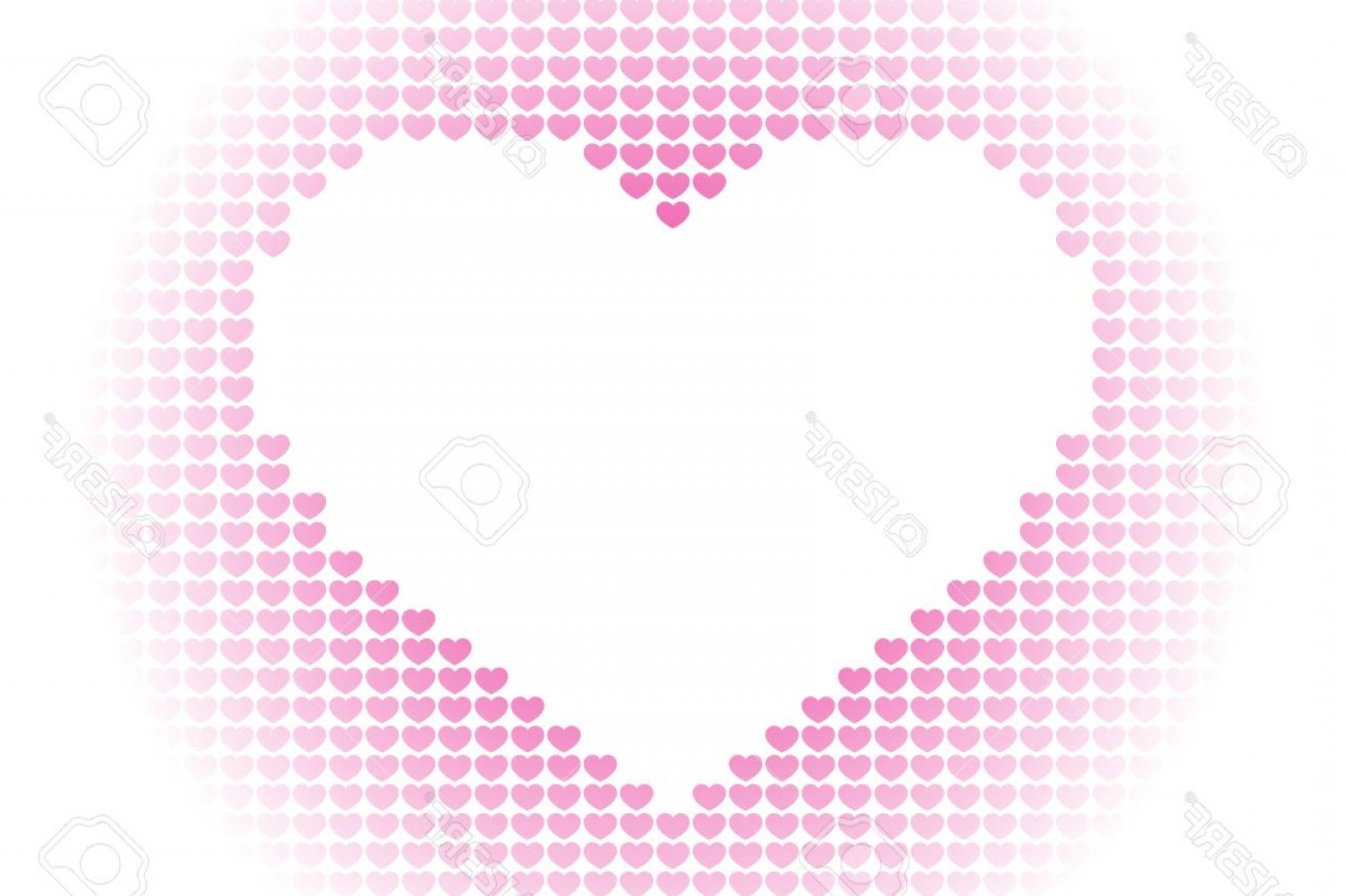 Cool Vector Hearts Pattern Symbol Pattern: Photostock Vector Background Material Wallpaper Heart Pattern Symbol Pattern Patterns Affection Love Copy Space Cute L