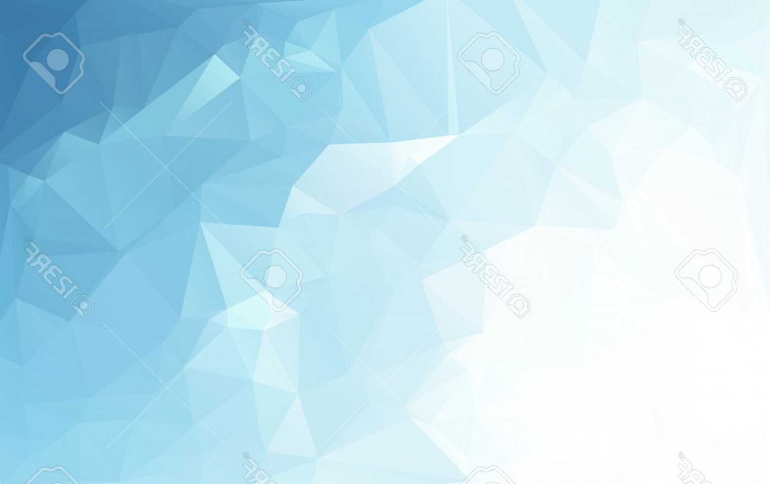 Blue White Background Vector: Photostock Vector Blue White Light Polygonal Mosaic Background Vector Illustration Creative Business Design Templates