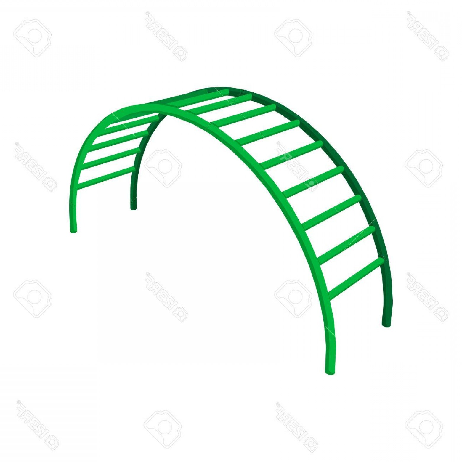 Bing Icon Vector: Photostock Vector Climbing Stairs Cartoon Icon Clombing Frame On A White Background