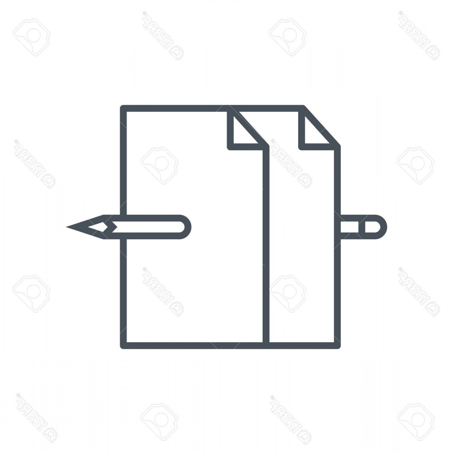 Vector Data Exchange: Photostock Vector Data Exchange Transfer Icon Suitable For Info Graphics Websites And Print Media And Interfaces Line