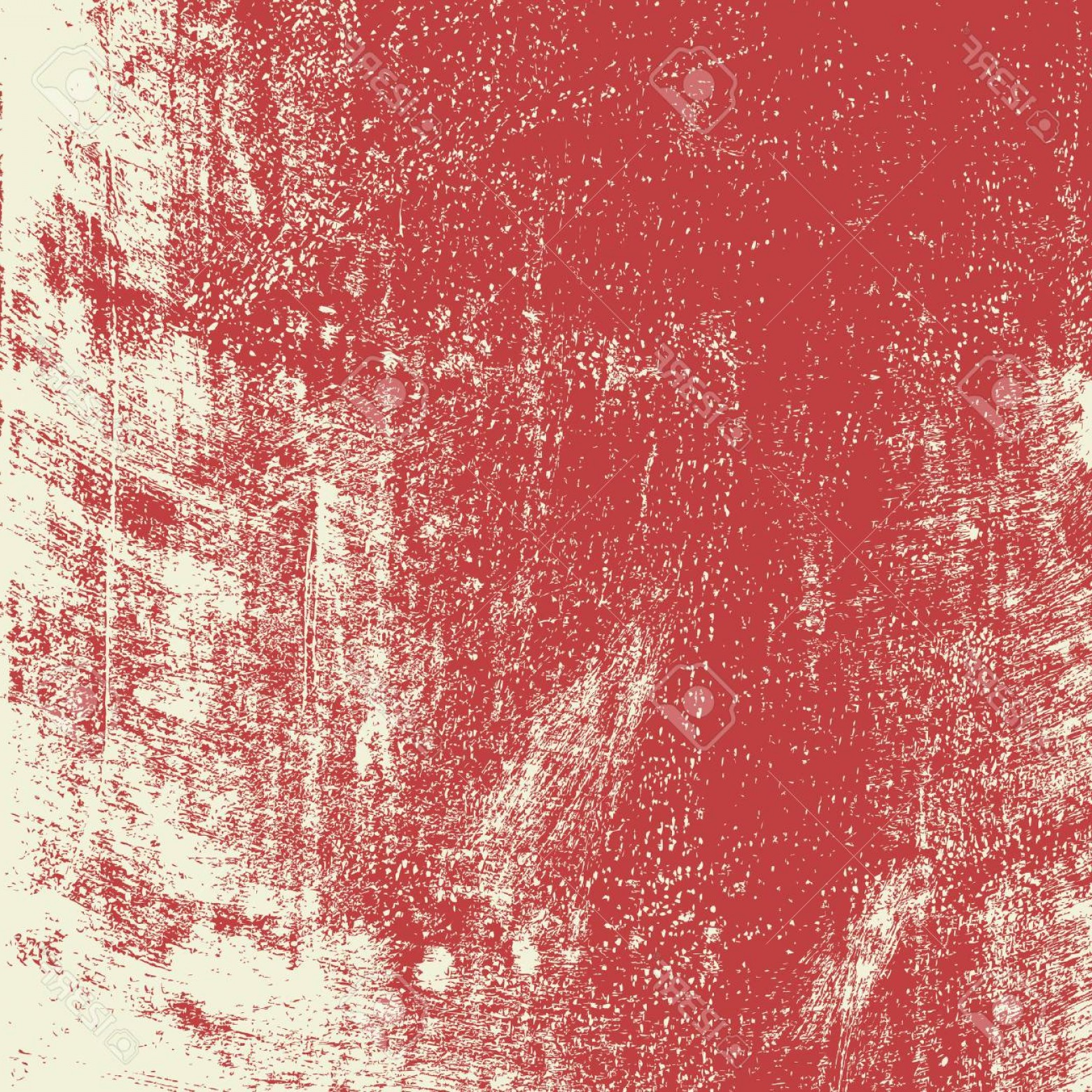 Distressed Red Background Vector: Photostock Vector Distressed Red Color Background For Your Design