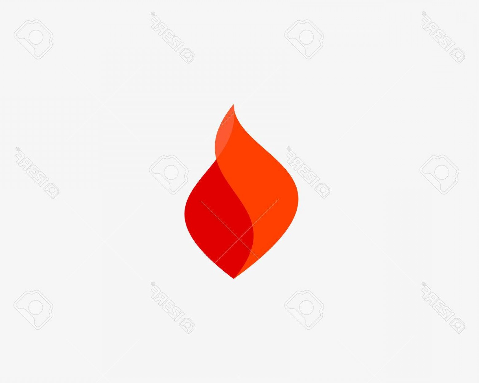 Flame Vector Icon: Photostock Vector Fire Grill Logo Symbol Design Flame Vector Icon Logotype