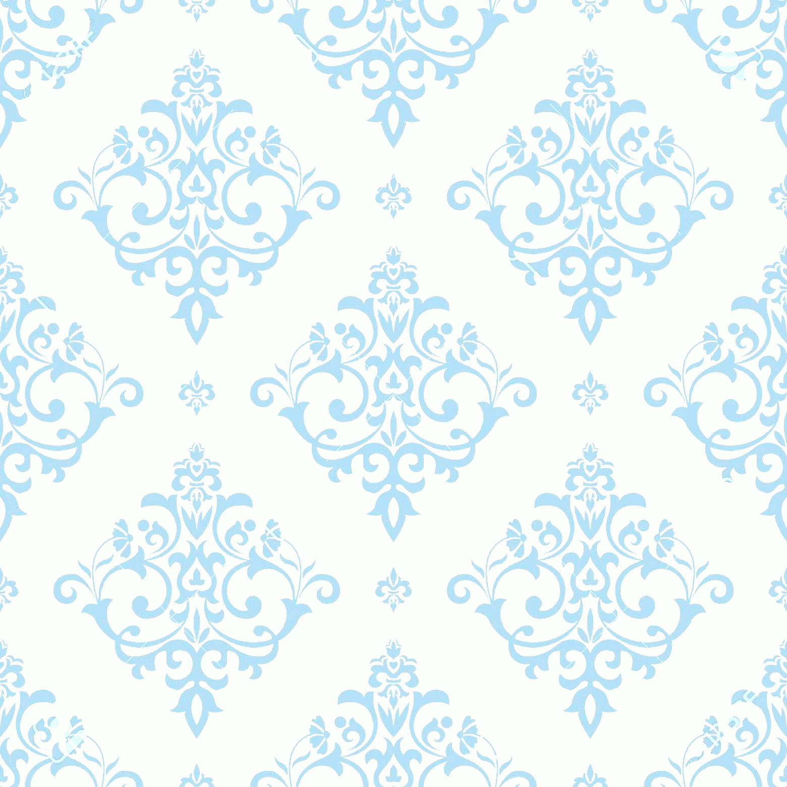 Blue And White Damask Vectors: Photostock Vector Floral Pattern Wallpaper Baroque Damask Seamless Vector Background Blue And White Ornament