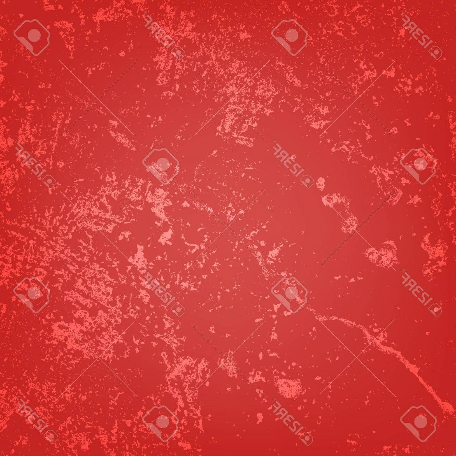 Distressed Red Background Vector: Photostock Vector Grunge Distressed Texture Red Empty Background