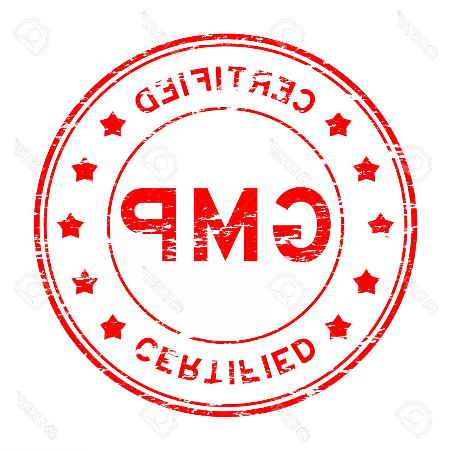 GMP Logo Vector: Photostock Vector Grunge Red Gmp Good Manufacturing Practice And Certified Rubber Stamp