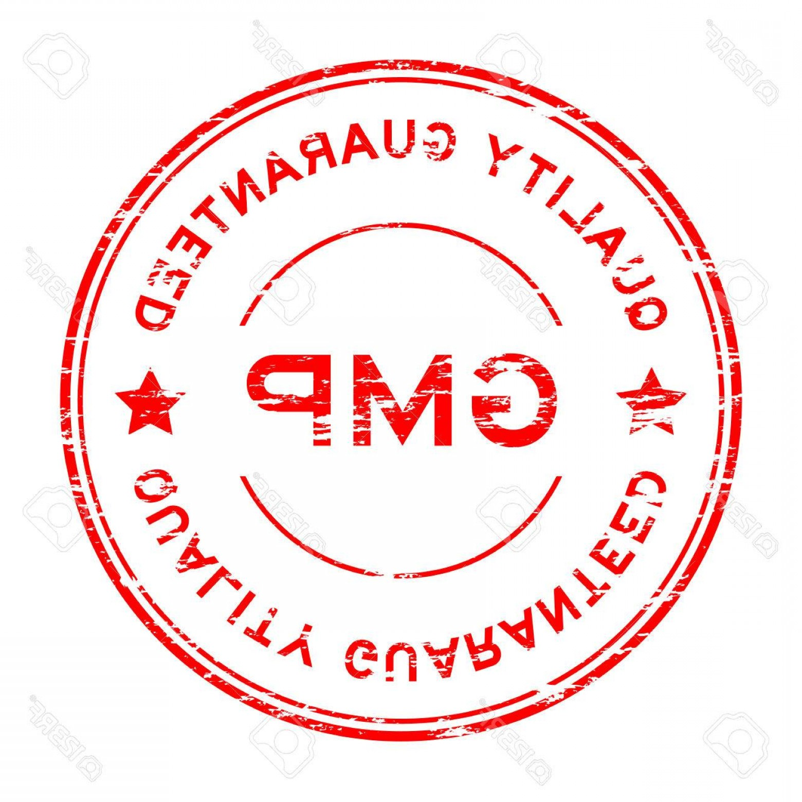 GMP Logo Vector: Photostock Vector Grunge Red Gmp Good Manufacturing Practice And Quality Guarantee Rubber Stamp