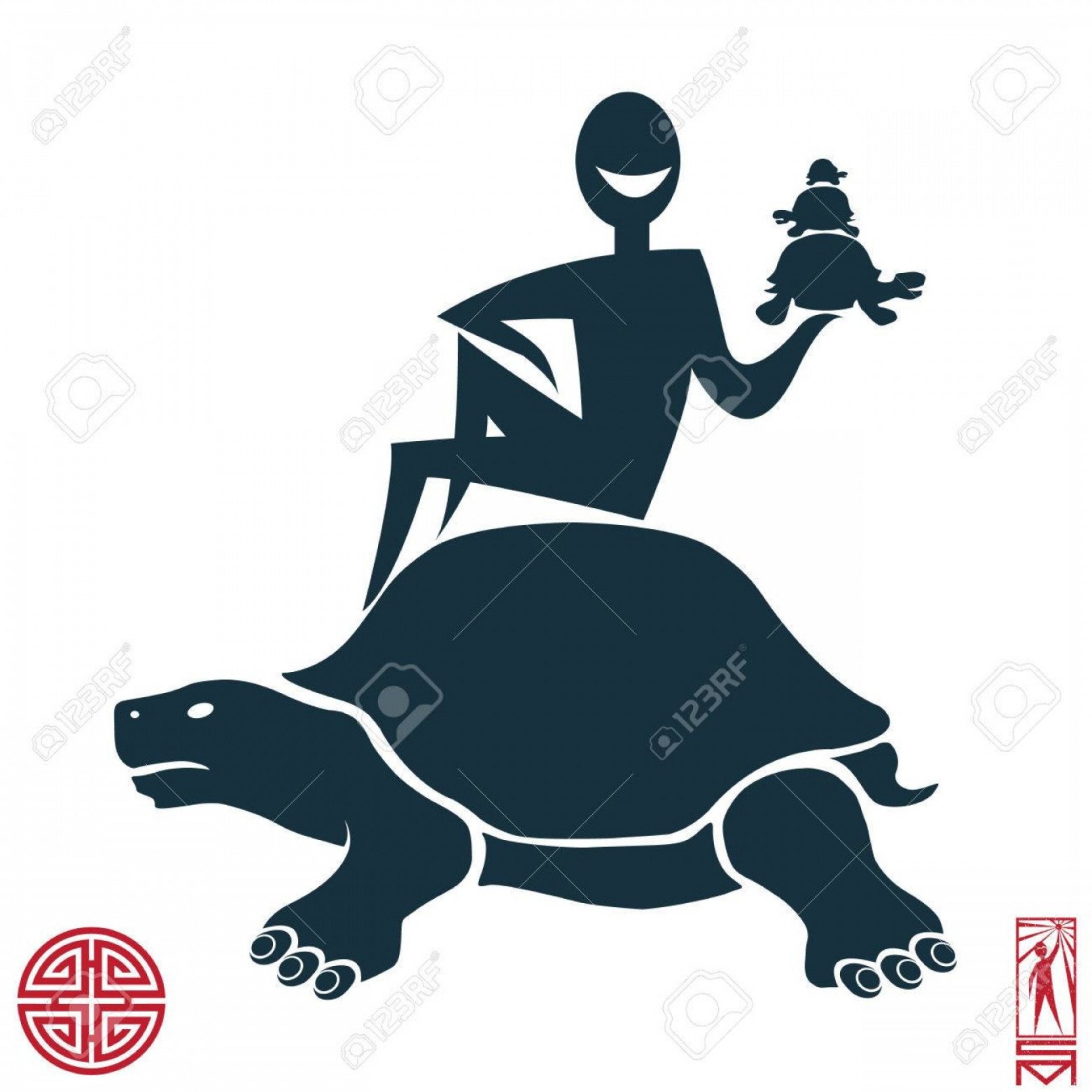 Boba Fett Silhouette Vector: Photostock Vector Man Person Basic Body Position Stick Figure Icon Silhouette Vector Sign Feng Shui China Oriental Pow