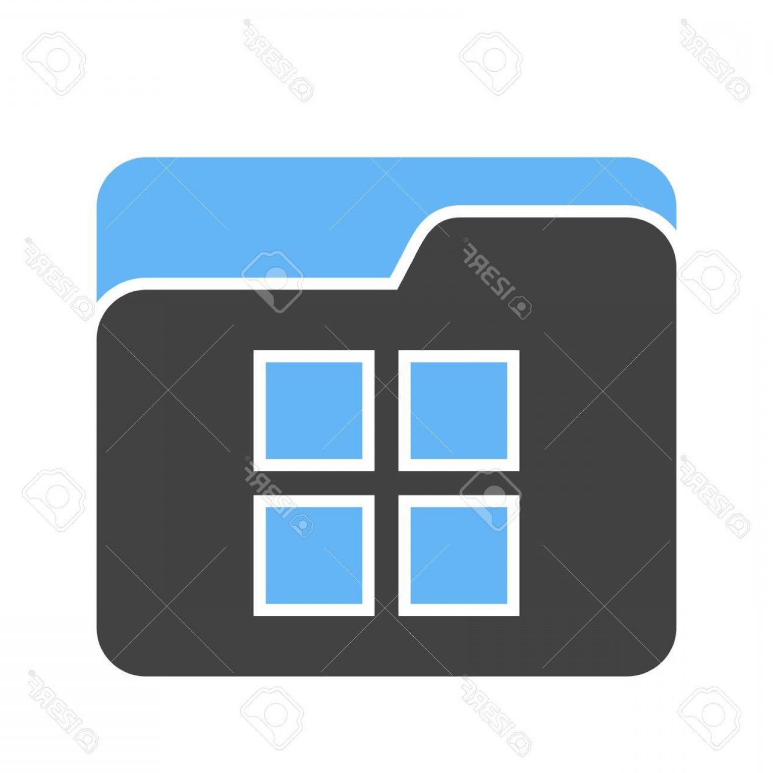 Folder Tab Vectors: Photostock Vector Management File Document Icon Vector Image Can Also Be Used For Mobile Apps Phone Tab Bar And Settin