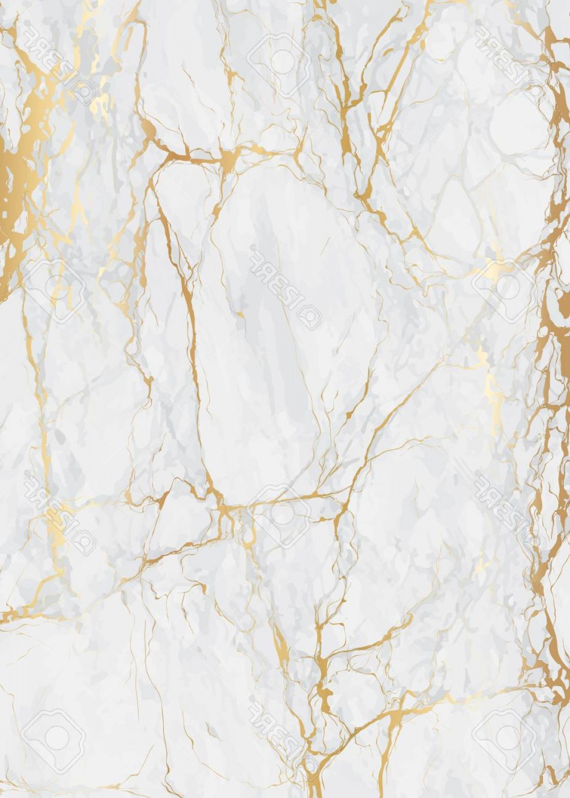 Marble With Gold Background Vector: Photostock Vector Marble With Golden Texture Background For Wedding Card And Luxury Cover Vector Illustration