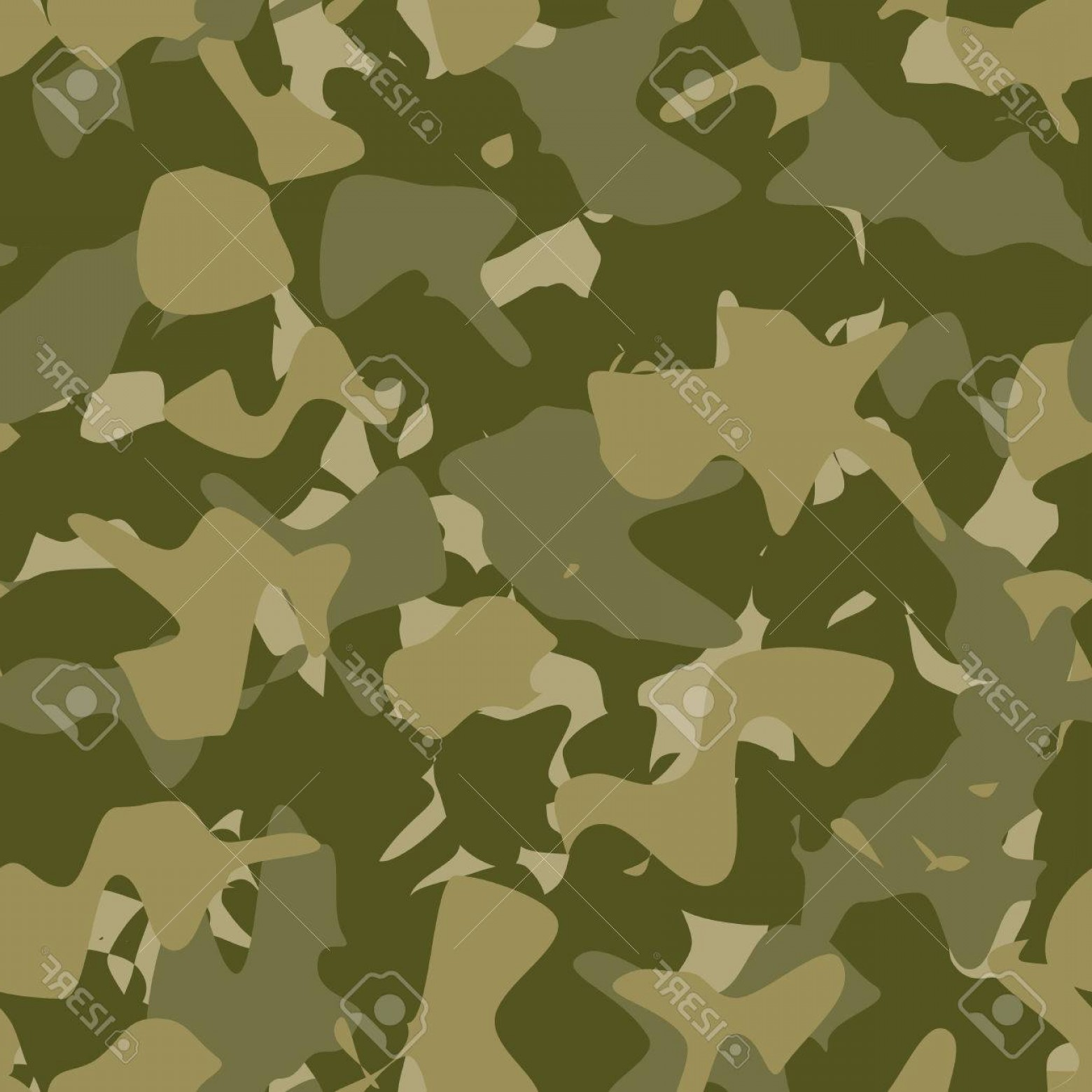 Army Camouflage Pattern Vector: Photostock Vector Military Fashion Seamless Pattern Army Pattern Camouflage Pattern Vector Pattern Swatches Included I