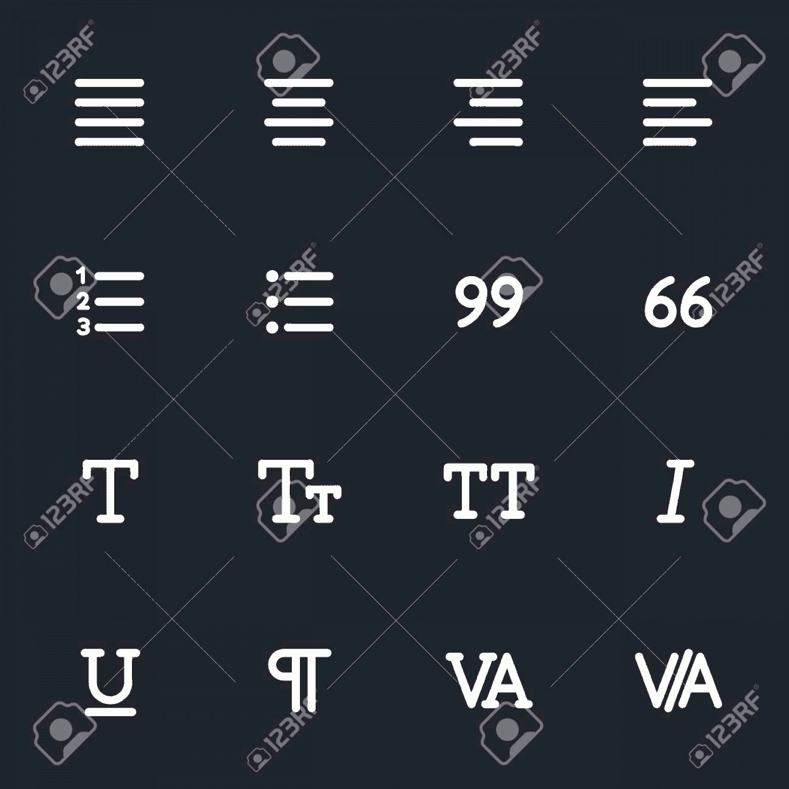 Editors Symbols In Vector: Photostock Vector Outline Vector Icons For Web And Mobile Text Editor Icons Pixel Stroke X Resolution