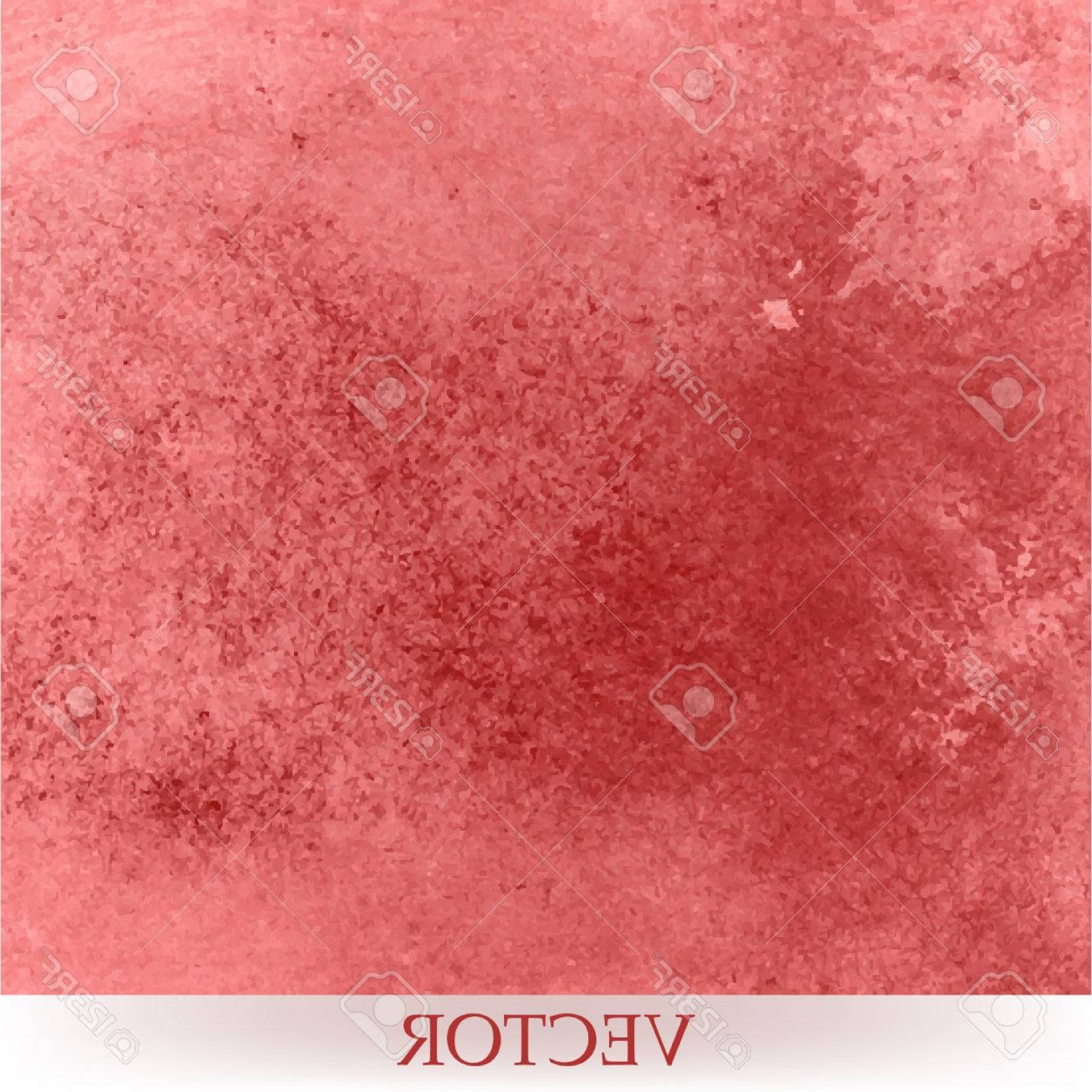 Distressed Red Background Vector: Photostock Vector Red Grunge Background Vector With Texture Vintage Dull Red Distressed Paper