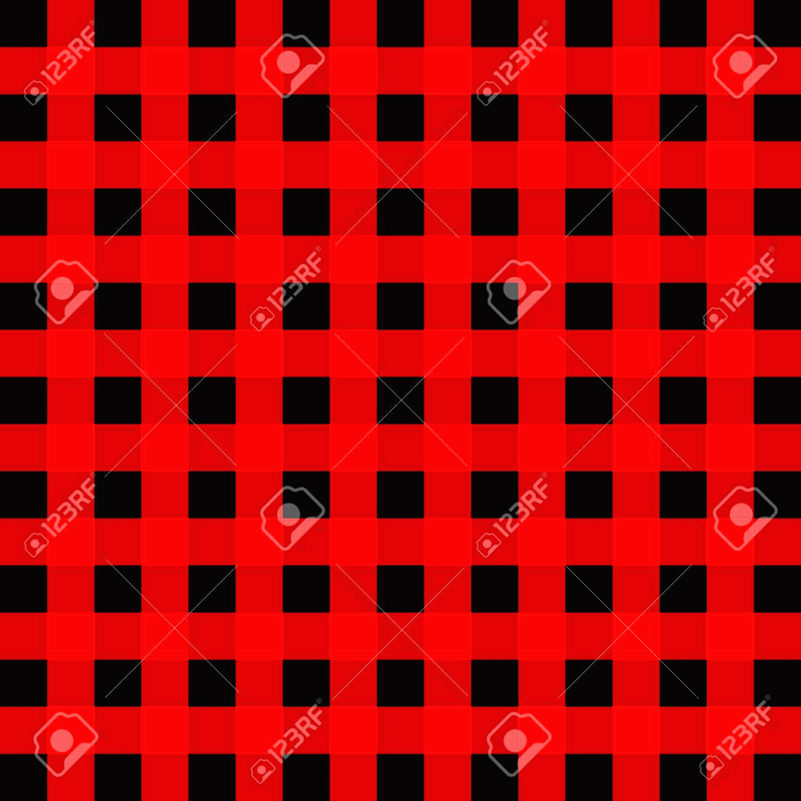 Plaid Vector: Photostock Vector Scottish Cage Red Celtic Scottish Red Checkered Background Lumberjack Plaid Vector Illustration