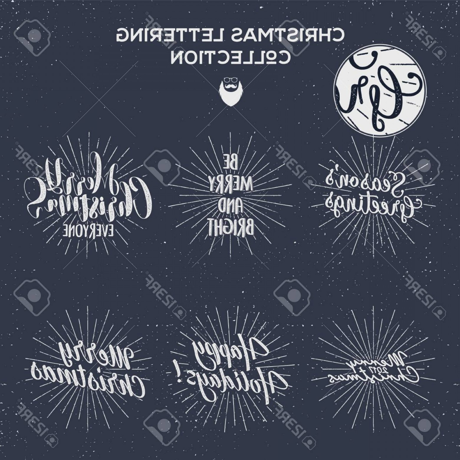 Christmas Vector Sayingd: Photostock Vector Set Of Christmas New Year Lettering Wishes Sayings And Vintage Labels Season S Greetings Callig