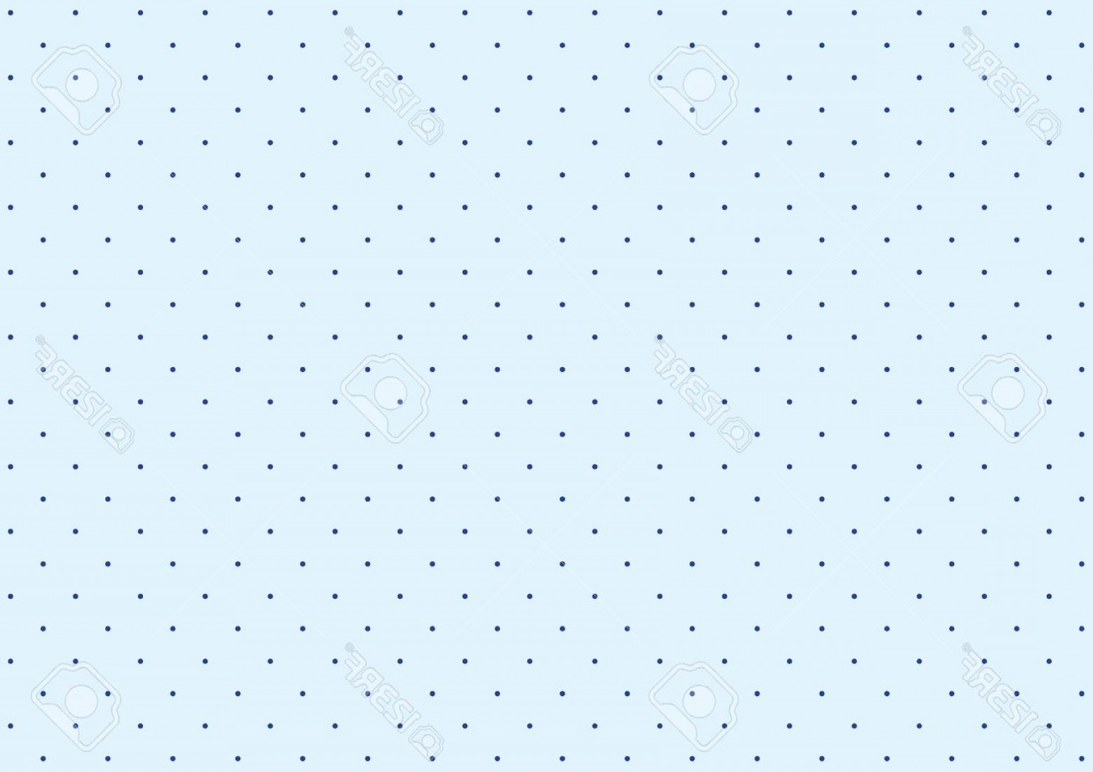 Polka Dot Background Vector Y: Photostock Vector Simple Polka Dot Pattern Of White And Blue Dots Background