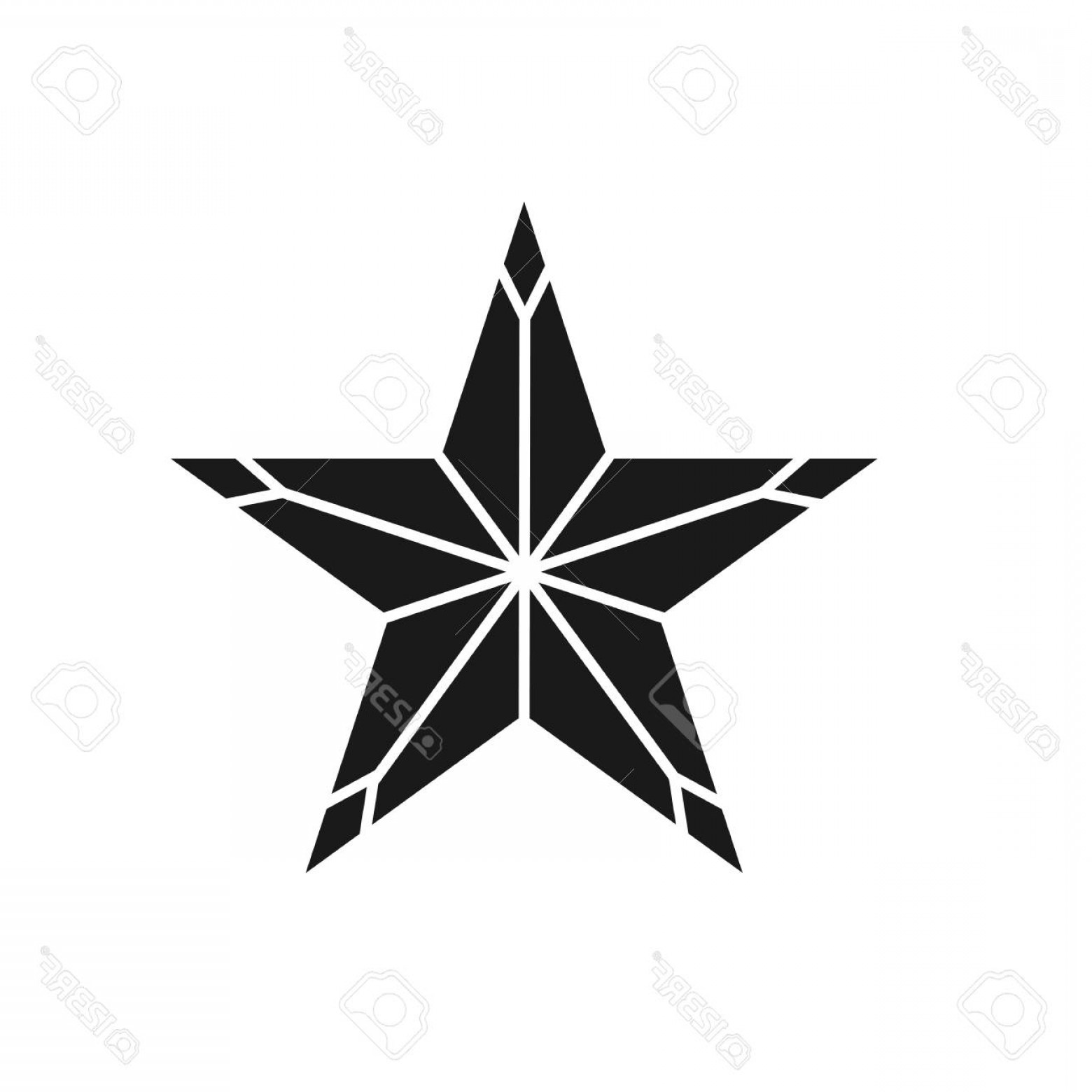 Starburst Icon Vector: Photostock Vector Star Icon Vector Flat Icon Star Flat Vector Illustration For Web Banner Web And Mobile Vector Star I