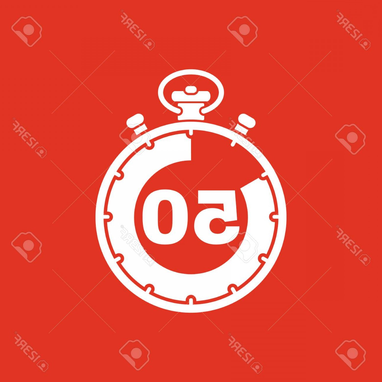 Vector S 50 Pics: Photostock Vector The Seconds Minutes Stopwatch Icon Clock And Watch Timer Countdown Stopwatch Symbol Ui Web Logo S