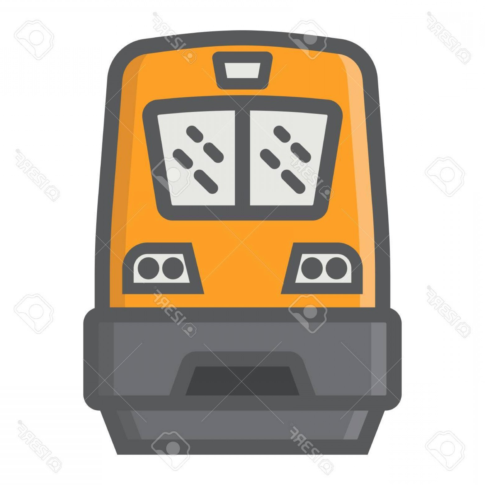 Vector Train Pattern: Photostock Vector Train Filled Outline Icon Transport And Vehicle Modern Locomotive Sign Vector Graphics A Colorful Li