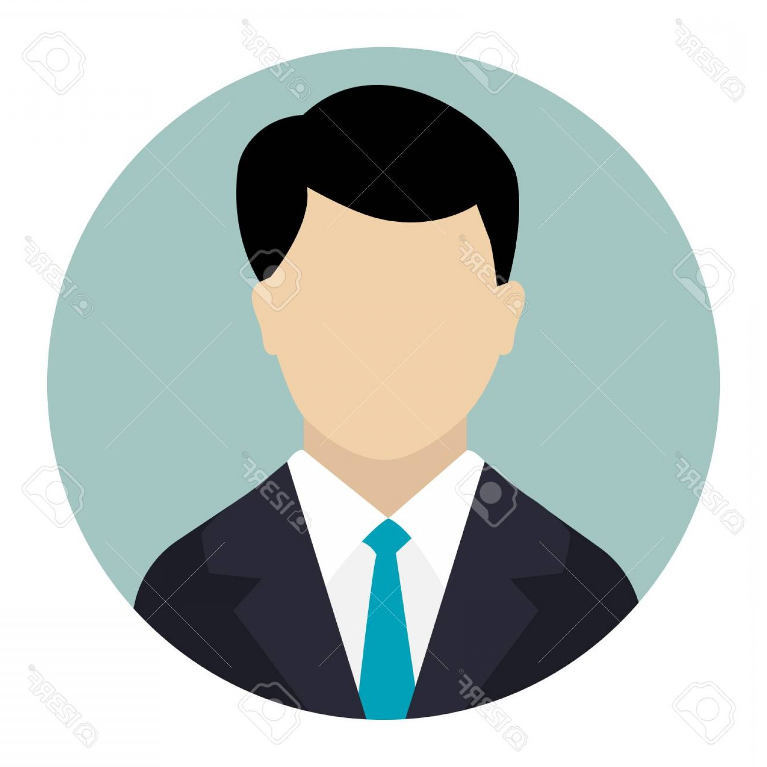 User Icon Vector Free: Photostock Vector User Icon Male Avatar In Business Suit Businessman Flat Icon Man In Business Suit Avatar Of Business