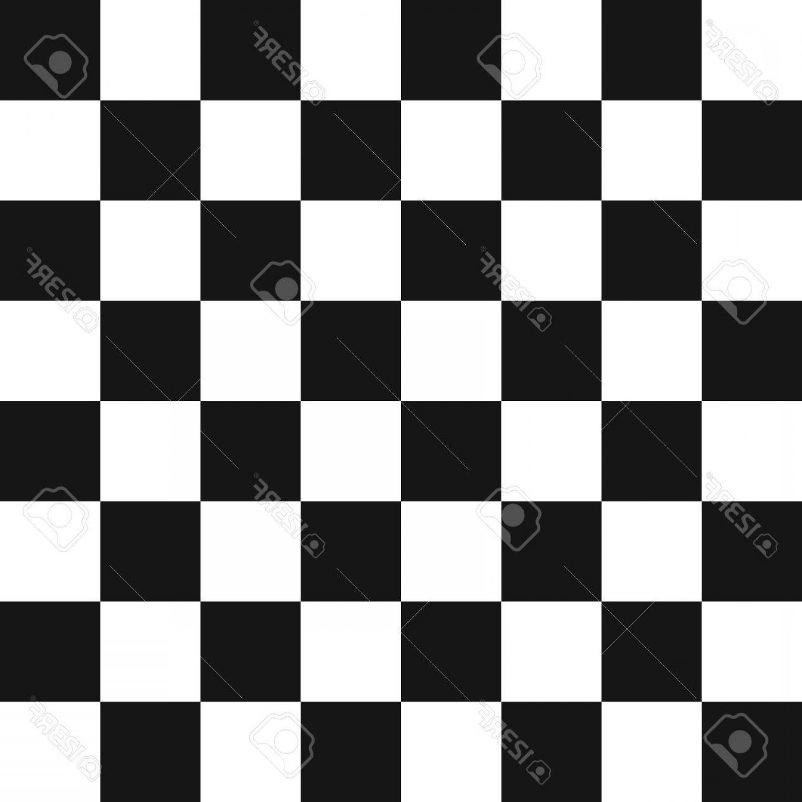 Checker Vector Template: Photostock Vector Vector Chess Board Or Checker Board