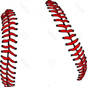 Laces Basball Vector: Baseball Laces Vector Design Downloadp