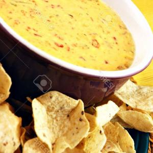 Chips Queso Vector: Cartoon Of Nacho Cheese Tortilla Chips Gm
