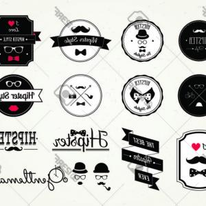 Free Vector Hipster: Engraved Retro Things Hipster Attributes Vector Clipart