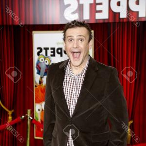 Jason Segel As Vector: Photohollywood Ca November Jason Segel At The World Premiere Of The Muppets Held At El Capitan Th