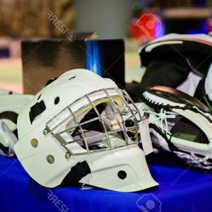 Youth Ice Hockey Goalie Vector: Photosport For Kids Young Ice Hockey Players