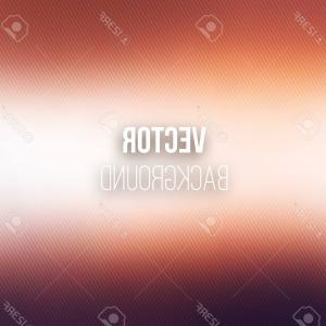 Transparent Brown Vector Background: Photostock Vector Orange Transparent Abstract Border Bright Background