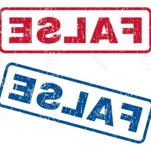 False Vector Style: Photostock Vector False Text Rubber Seal Stamp Watermarks Vector Style Is Blue And Red Ink Caption Inside Rounded Rect
