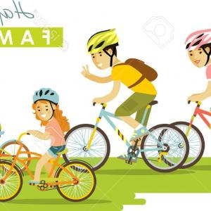 Indoor Cycling Bike Vector: Photostock Vector Spain Group Racing Cyclist Riding Bicycle Path Vector Cyclist Icon Cyclist Icons Flat D Isometric P