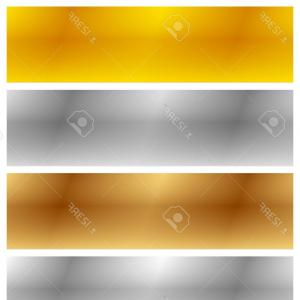 Sheet Metal Effect Vector: Photosteel Plate With Place For Your Text Vector Metal Background