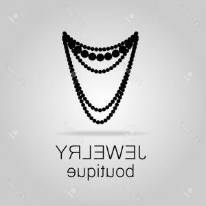 Jewelry Manufacturing Icon Vector: Jewelry Icons Gray Flat Design Vector