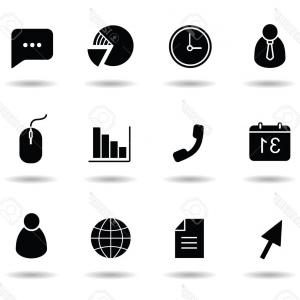Vector Black And White Organization: Corporate Organization Chart With Business People Vector Icon In Flat Style People Gm