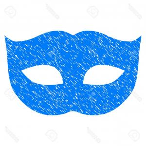 Mask Overlay Vector: Royalty Free Stock Image Grunge Texture Painted Frame Mask Overlay Image
