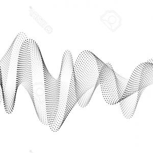 Sound Waves Vector Art: Photostock Vector Sound Wave Vector Background Audio Music Soundwave Voice Frequency Form Illustration Vibration Beats