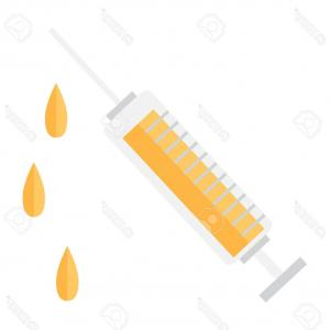 Vaccine Vector Pharmacy: Ampules Icon Medication Great Design Any