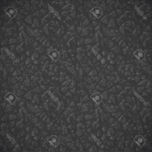 Vector Seamless Leather Pattern: Stock Illustration Black Leather Seamless Texture